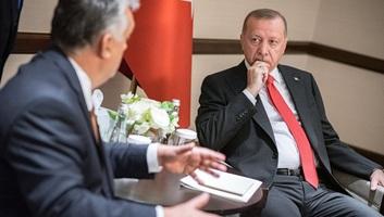 Orbán Viktor Erdogan török elnökkel tárgyalt, ülésezett a miniszterelnök biztonsági kabinetje - illusztráció