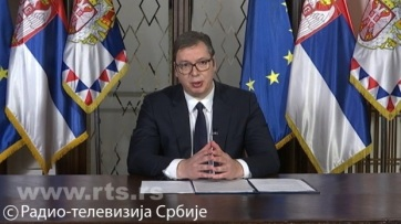 Vučić: Két válságstábot alakítunk, az egészségügyi dolgozók pedig 10 százalékos béremelést kapnak - A cikkhez tartozó kép