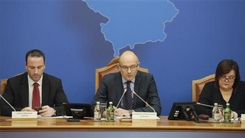 A Köztársasági Választási Bizottság (RIK) leállította a szerbiai választási előkészületeket - illusztráció