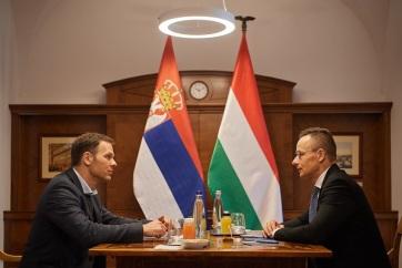 Sijarto: Srbija i Mađarska usaglašavaju mere zaštite - A cikkhez tartozó kép