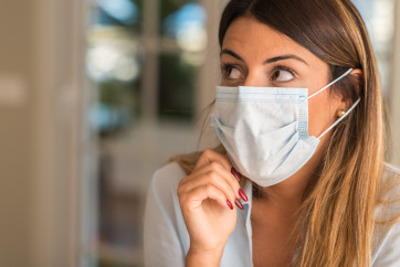 A szaglás elvesztése lehet a koronavírus-fertőzés egyik első tünete - A cikkhez tartozó kép
