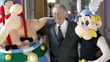 Elhunyt Albert Uderzo, az Asterix rajzolója és írója - A cikkhez tartozó kép