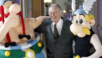 Elhunyt Albert Uderzo, az Asterix rajzolója és írója - illusztráció
