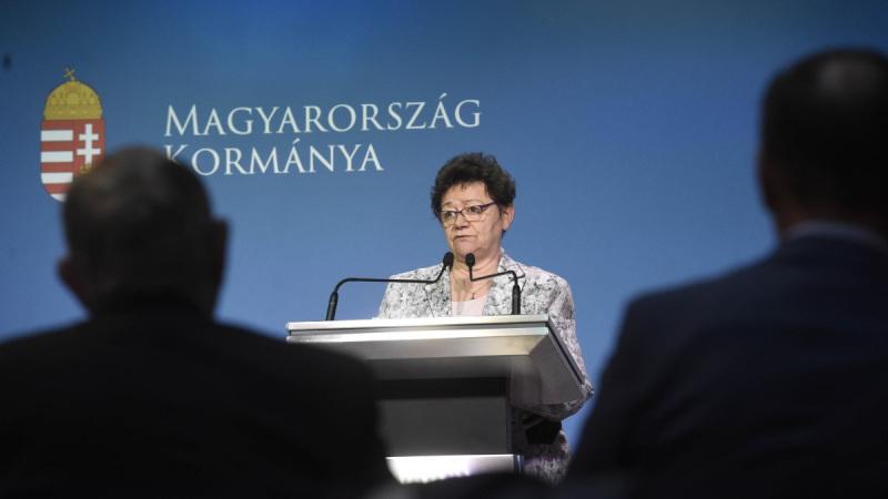 Müller Cecília:  A kórokozó az országban mindenhol jelen van