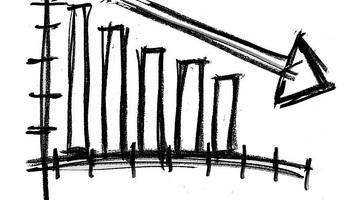 Globális recesszió várható? - illusztráció
