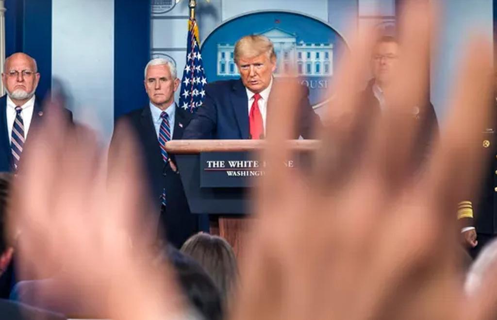 Donald Trump elnök hétfő este bejelentette, hogy hamarosan megkezdődik az új típusú koronavírus elleni szer klinikai tesztelése New Yorkban