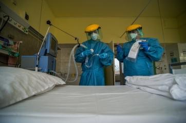 Meghalt egy brit beteg Magyarországon, tízre nőtt az elhunytak száma - A cikkhez tartozó kép