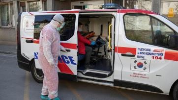 Szerbiában 384 az igazoltan koronavírus-fertőzöttek száma - A cikkhez tartozó kép