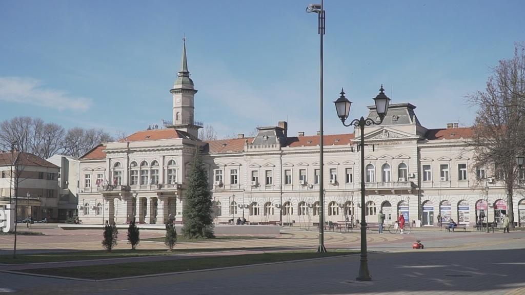 Az óbecsei városháza