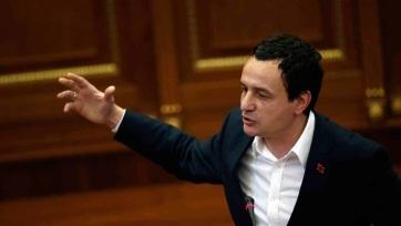 Koszovó: Megbukott Albin Kurti kormánya - A cikkhez tartozó kép