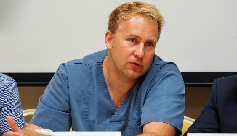 Lemondott Victor Costache román egészségügyi miniszter