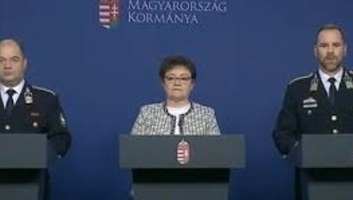 Mađarska: Usporeno širenje virusa - illusztráció