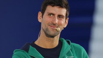 Tenisz: Novak Đoković egymillió euróval támogatja a szerb egészségügyet - illusztráció