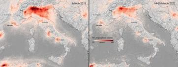 Jelentősen csökkent a légszennyezés Európa nagyvárosaiban - A cikkhez tartozó kép