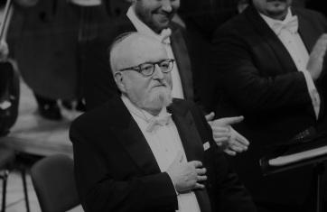 Elhunyt Krzysztof Penderecki lengyel zeneszerző - A cikkhez tartozó kép