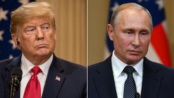 A járvány elleni küzdelemről és az olajpiaci helyzetről tárgyalt Putyin és Trump - illusztráció
