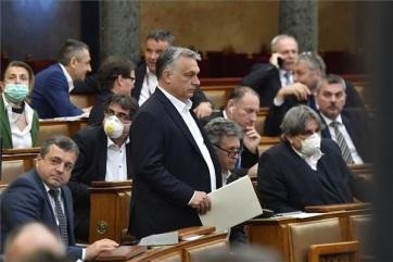 Elfogadta az Országgyűlés a koronavírus elleni védekezésről szóló törvényt - A cikkhez tartozó kép