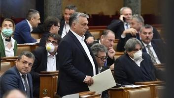 Elfogadta az Országgyűlés a koronavírus elleni védekezésről szóló törvényt - illusztráció