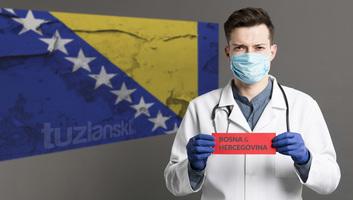 Már minden nyugat-balkáni országban kijárási tilalom van - illusztráció