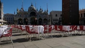 Olaszországban április 13-ig meghosszabbítják a korlátozó intézkedéseket - illusztráció