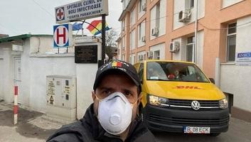 Hargita megyében is megjelent a koronavírus - illusztráció