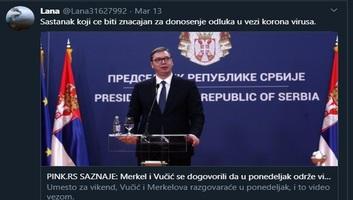 A Twitter több ezer, a szerbiai hatalmi pártot népszerűsítő hamis profilt számolt fel - illusztráció