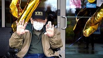 104. születésnapját ünnepelte a világ legidősebb koronavírus-túlélője - illusztráció