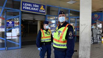 Magyarországon öt újabb beteg halt meg koronavírus-fertőzésben, 623-ra nőtt a fertőzöttek száma - illusztráció