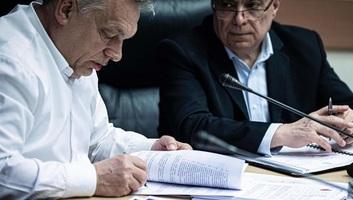 Orbán Viktor levelet írt az Európai Néppárt főtitkárának - illusztráció