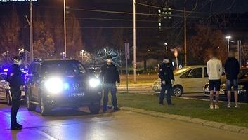 Stefanović: A rendőrség az elkövetkező napokban szigorúan bünteti a kijárási tilalom megszegőit - illusztráció