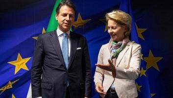 Konte: Ne treba pojas za spasavanje Italiji, nego spasilački brod Evropi - illusztráció