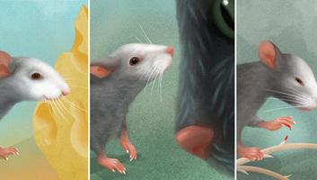 """Először bizonyították, hogy érzelmeket fejez ki az egerek """"arca"""" - illusztráció"""