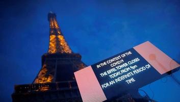 Franciaországban 7500 fölé emelkedett a halottak száma - illusztráció