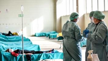 Olaszországban ma 4805 új fertőzés és 681 haláleset volt a koronavírus miatt - illusztráció