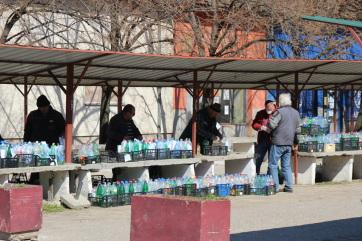 Kishegyes: Fertőtlenítőszert osztottak a lakosság részére is - A cikkhez tartozó kép