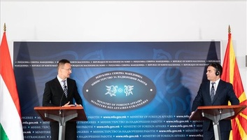 Magyarország védőfelszereléssel segíti Észak-Macedóniát - illusztráció