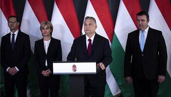 Orbán: Amennyi munkahelyet a vírus tönkretesz, annyi munkahelyet hozzunk létre - illusztráció
