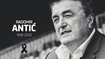 Labdarúgás: Elhunyt Radomir Antić - illusztráció