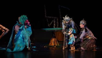 A szabadkai Gyermekszínház előadásai az Interneten - illusztráció