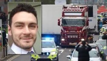 Bűnösnek vallotta magát annak a kamionnak a sofőrje, amelyben tavaly 39 holttestet találtak Angliában - illusztráció