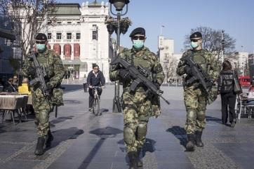 Péntek délután öttől hétfő hajnali ötig: Kijárási tilalom egész Szerbiában - A cikkhez tartozó kép