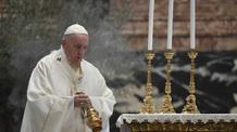 Ferenc pápa: A járványbetegeket segítő orvosok és papok szentek - illusztráció