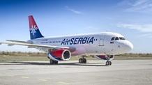 Kijevből és Bukarestből újabb 55 szerbiai állampolgárt hozott haza az Air Serbia gépe - illusztráció