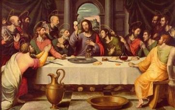 Nagycsütörtökön az utolsó vacsorára emlékeznek a keresztények - A cikkhez tartozó kép