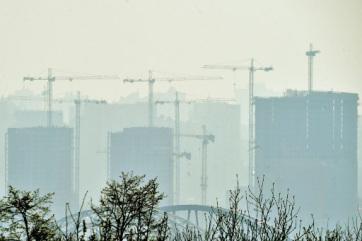 Ismét kiújultak a tüzek a csernobili zónában, Kijev levegője veszélyessé vált a füst miatt - A cikkhez tartozó kép