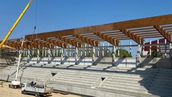 Jövőre készül el az új topolyai stadion - illusztráció