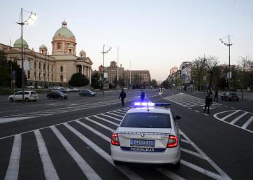 Kijárási tilalom a május elsejei ünnepek alatt Szerbiában, a nyugdíjasok napi egy órát sétálhatnak - A cikkhez tartozó kép