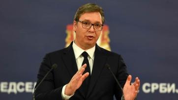 Vučić erőszakmentes kampányra és a politikai ellenfelek tiszteletére szólított fel - A cikkhez tartozó kép