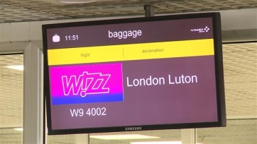 Újraindult a légi közlekedés Szerbiában, az első járat Londonba ment - A cikkhez tartozó kép