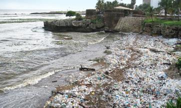 Rekordmennyiségű műanyagszennyezés a Földközi-tengerben - A cikkhez tartozó kép